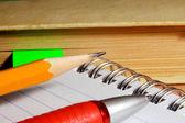 To write down — Stock Photo