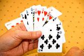 Cards — Zdjęcie stockowe