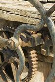 Ancient mechanism — Stock Photo