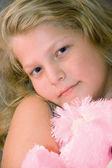 Beauty girl — Zdjęcie stockowe