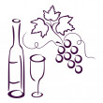 Vine still life. — Stock Vector