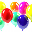 Stock Photo: Baloons