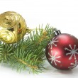 Christmas background — Stock Photo #2729849