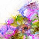 Color mystic smoke. Fractal — Stock Photo #2812764
