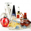 Perfumes and jewelry — Stock Photo #3607650