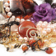 Jewelry and accessory - Stock Photo