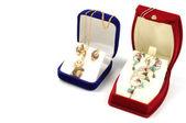 Jwelry-sets — Stockfoto