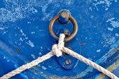 Linea barca — Foto Stock