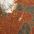 Rusted iron texture - Photo