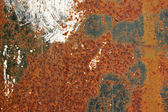 Rusted iron texture — Stock Photo
