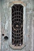 Vintage dörr — Stockfoto