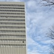 High-rise office building — Stockfoto