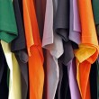 Cotton t-shirts - Foto Stock
