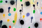 Paint dots — Stockfoto
