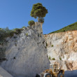 Quarry site — Stockfoto