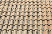 Roof tiles — Zdjęcie stockowe