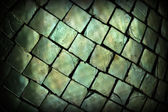 Glass squares — Stock Photo