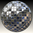 Glitter ball - Stockfoto