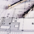 Architectural plan — Stock Photo #3557621