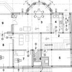 Architectural plan — Stock Photo #3828044