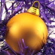 Christmas ornaments — Stock Photo #3906742