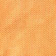 Orange woolen cloth — Stock Photo