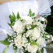 Wedding bouquet — Stock Photo #3721161