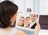 Webcam — Stock Photo