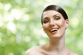 Portrét krása — Stock fotografie