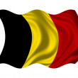 Flag of Belgium - Foto de Stock