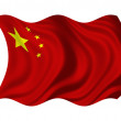 Flag of China — Stockfoto