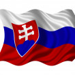 Royalty-Free Stock Photo: Flag of Slovakia