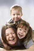 Happy Children. — Stock Photo