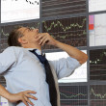Stock Trader — Stock Photo #3792035