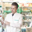 Pharmacist — Stock Photo #3792290