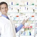 Pharmacist — Stock Photo