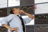 Stock Trader — Stock Photo