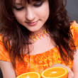 Orange mood — Stock Photo #3639049