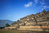 Borobudur — Fotografia Stock