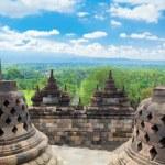 Borobudur — Stock Photo