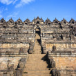 Stock Photo: Borobudur