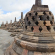Borobudur - Zdjcie stockowe