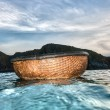 Vietnamese boat — Stock Photo