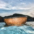 Stock Photo: Vietnamese boat