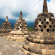Borobudur - Stock fotografie