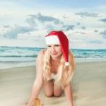Sexy Santa — Stock Photo #3776936