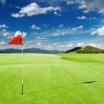 ゴルフ場 — ストック写真