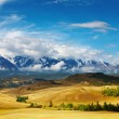 Mountain landscape — Stockfoto