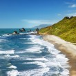 Coastal view, New Zealand — Stock Photo #3084960