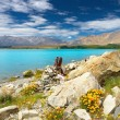 Lake Tekapo, New Zealand — Stock Photo #3085121